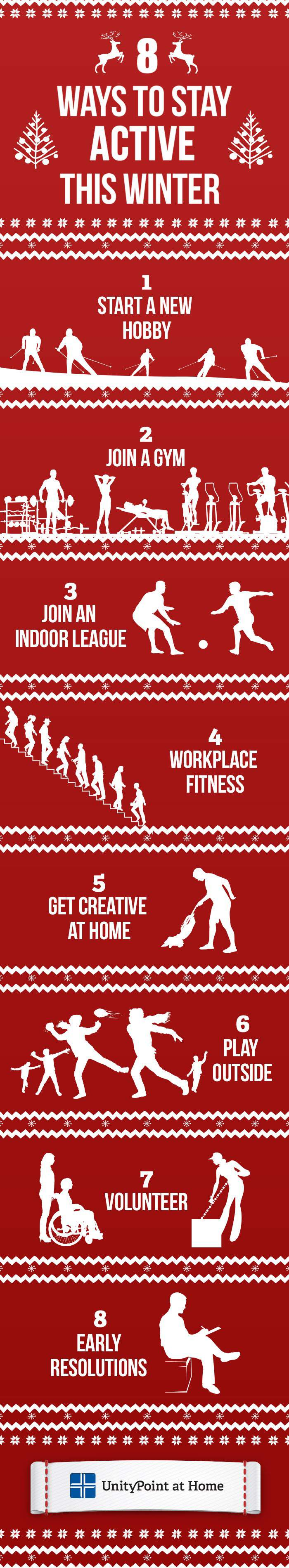 to Stay Fit in Winter Months
