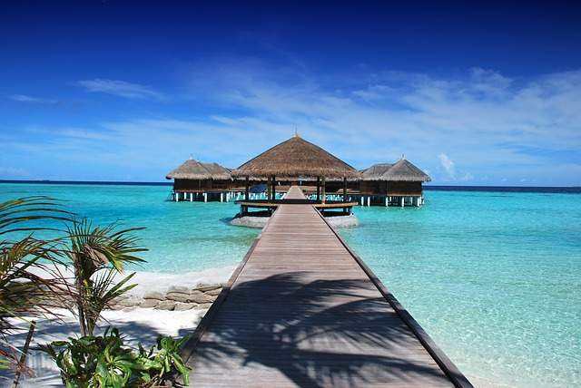 Hotel in Maldives