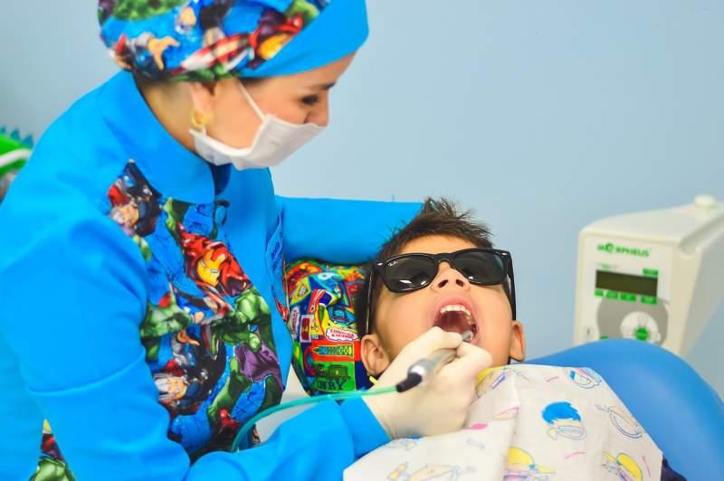 dentist-child