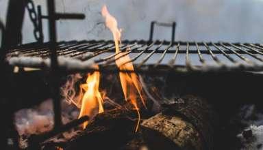 grill-burning