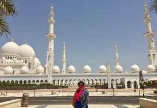 Abu dhabi, mosque