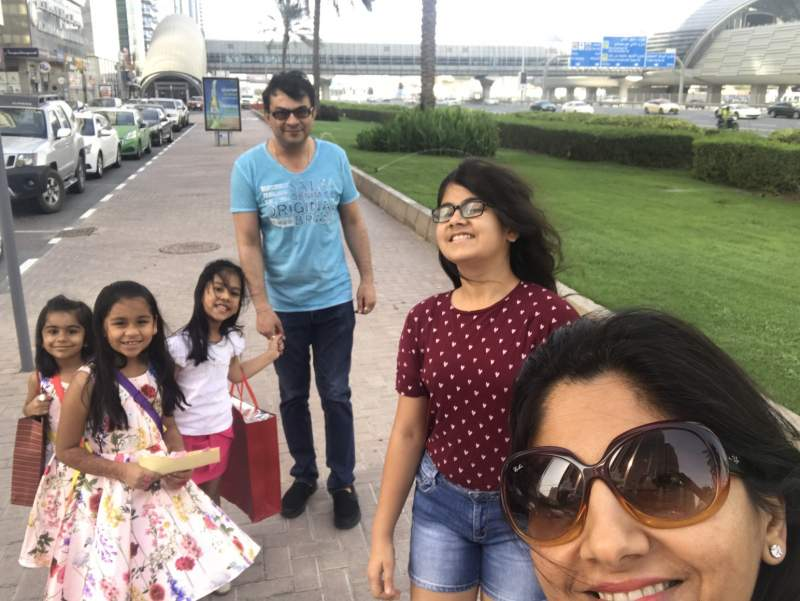 family time Dubai, United Arab Emirates