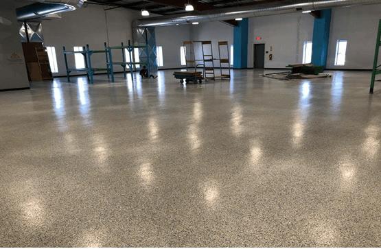 Flowcrete Flooring